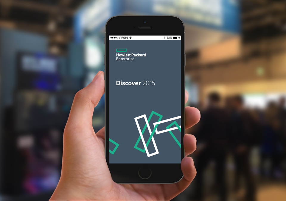 JAMVITA. Winner, Best Event App for HP Discover 2015, London. Intergalactic and Eventbase.